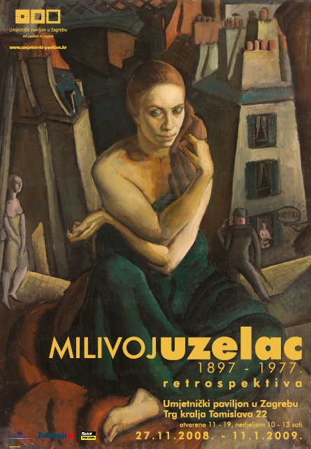 Milivoj Uzelac_2008 plakat