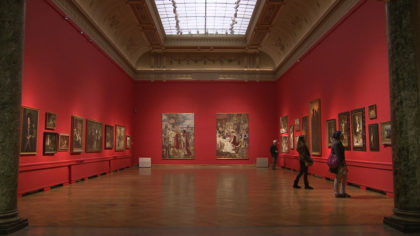ZAGREB – MUNICH : Croatian Painting and Academy of Fine Arts in Munich