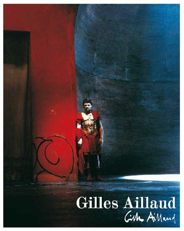 Katalog: Gilles Aillaud: Od slike do scene