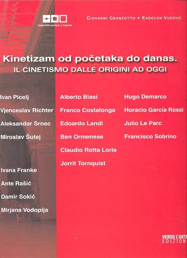 Katalog: Kinetizam od početaka do danas (Italija, Francuska, Hrvatska)
