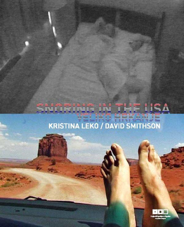 Katalog: Kristina Leko i David Smithson: Veliko hrkanje