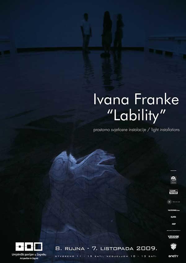 Plakat: Ivana Franke