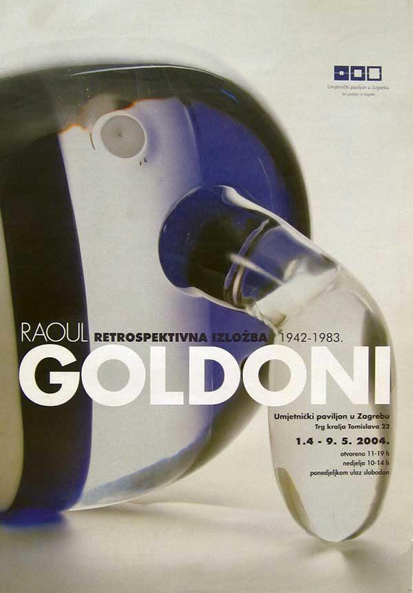 Plakat: Raoul Goldoni