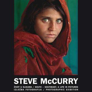 Steve McCurry: Život u slikama