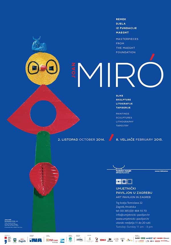 Plakat: Joan Miró