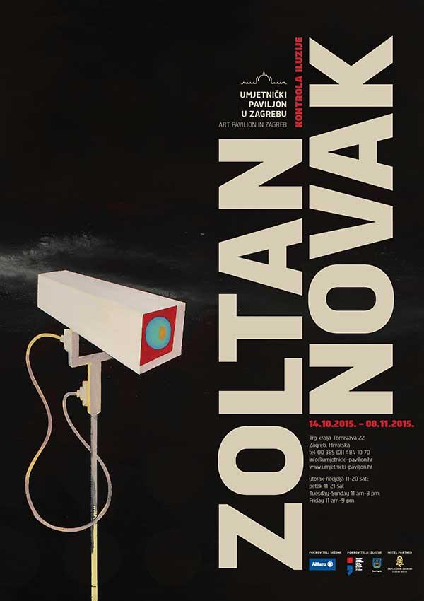 Plakat: Zoltan Novak