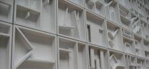 PETAR BARIŠIĆ: Bijelo – prostorno specifična kiparska instalacija