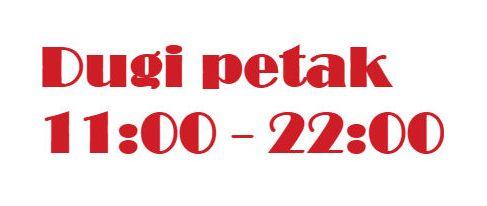 Dugi petak 23. veljače 2018. u Umjetničkom paviljonu u Zagrebu