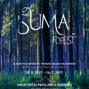 Šuma - plakat