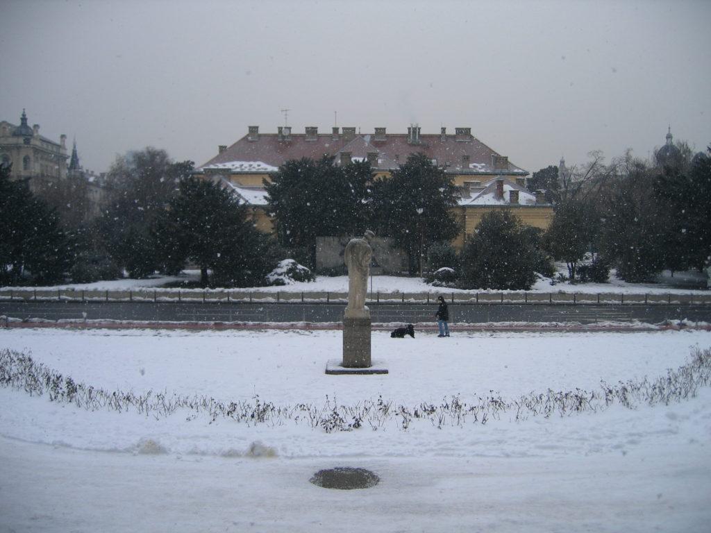 Zimski praznici u Umjetničkom paviljonu u Zagrebu