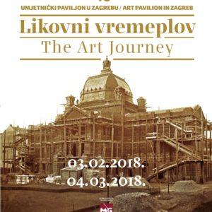 Likovni vremeplov kroz 120 godina Umjetničkog paviljona u Zagrebu