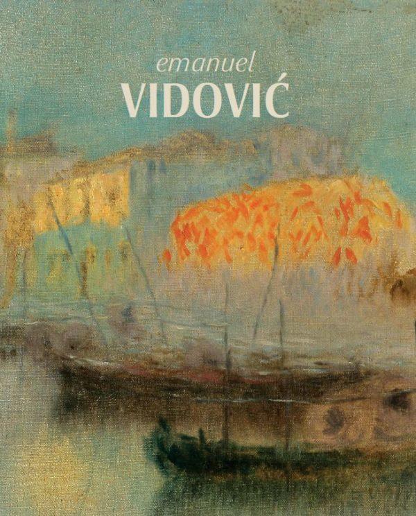 Emanuel Vidović katalog naslovnica