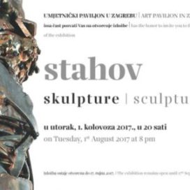 STAHOV : Sculptures