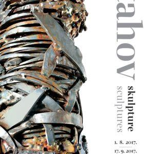 [Ljubomir] Stahov : skulpture