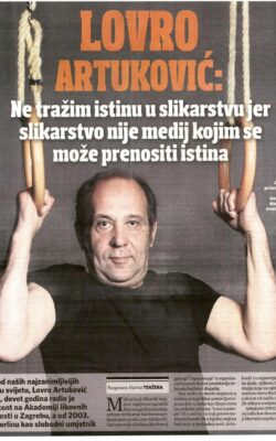 Lovro Artuković, 7 Dnevno, 13. 11. 2020 (1)