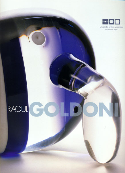 RAUL GOLDONI – RETROSPEKTIVNA IZLOŽBA 1942 – 1983, KIPARSTVO I SLIKARSTVO