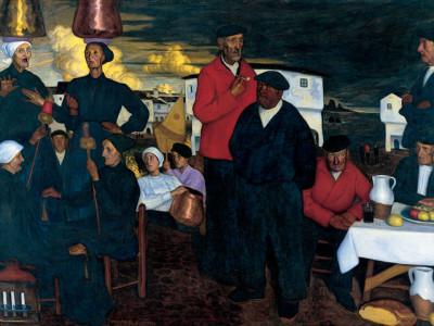 Španjolska umjetnost na prijelomu stoljeća 08