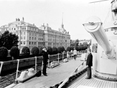 Ivan Posavec - Lenjingrad, Krstarica Aurora, 1973