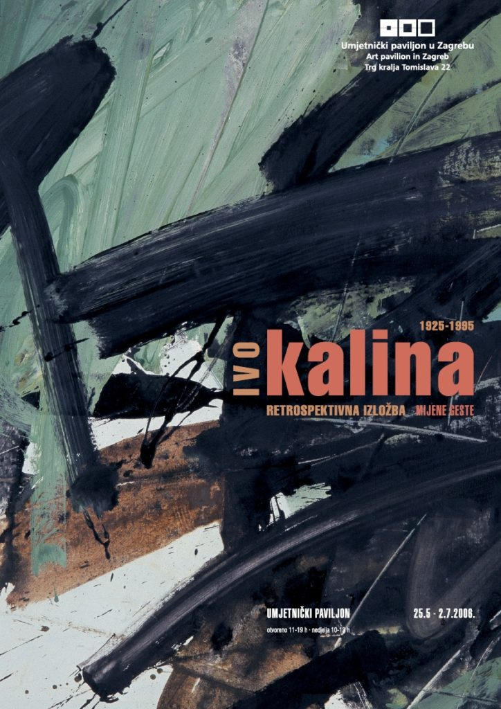 Ivo Kalina – Retrospektiva 1925 – 1995.