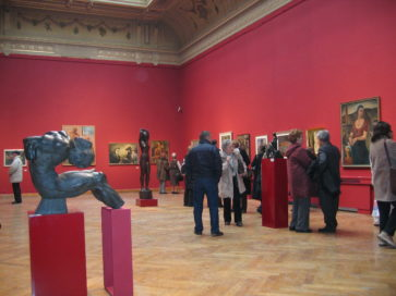 100 Prime Works of Croatian Artists from the Collections of the National Museum in Belgrade