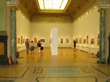 ANTE KAŠTELANČIĆ – monographic exhibition