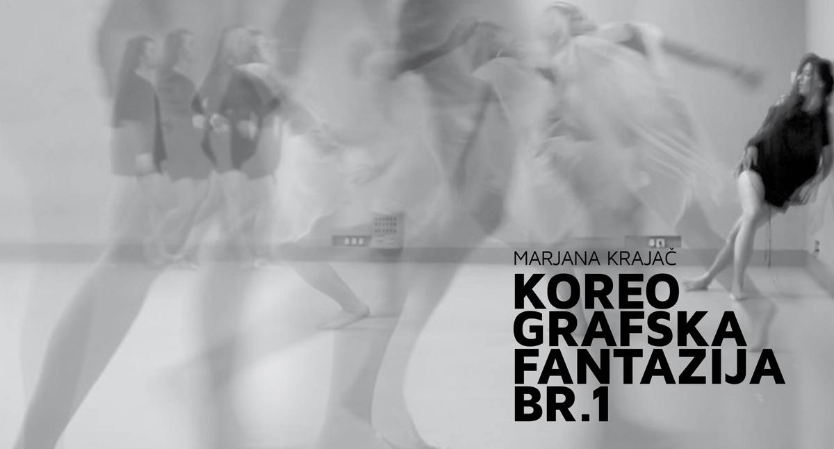 Premijerne izvedbe nove predstave suvremenog plesa u koreografiji Marjane Krajač
