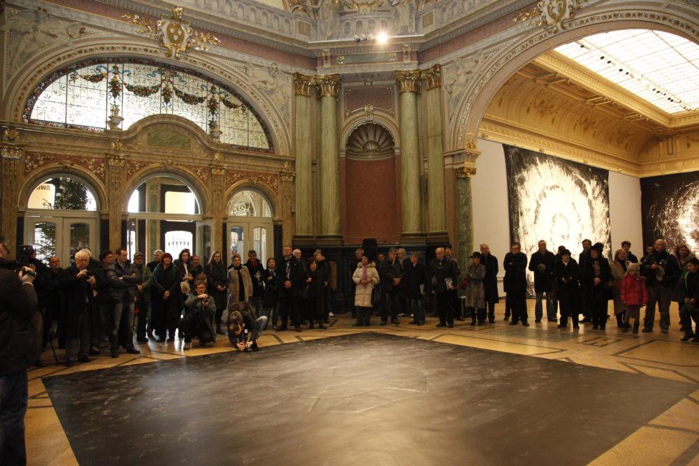 Otvorenje izložbe Borisa Demura – nedjelja, 15. prosinca 2013. u 12 sati