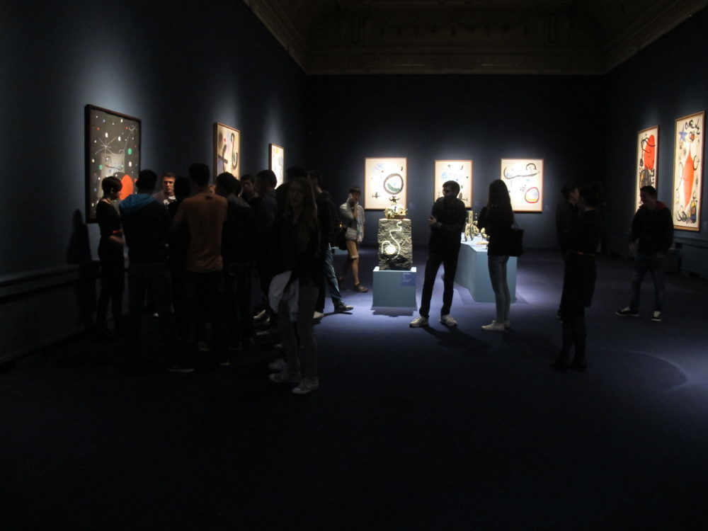 Besplatna stručna vodstva za građanstvo kroz izložbu Joana Miróa od 16. prosinca 2014.