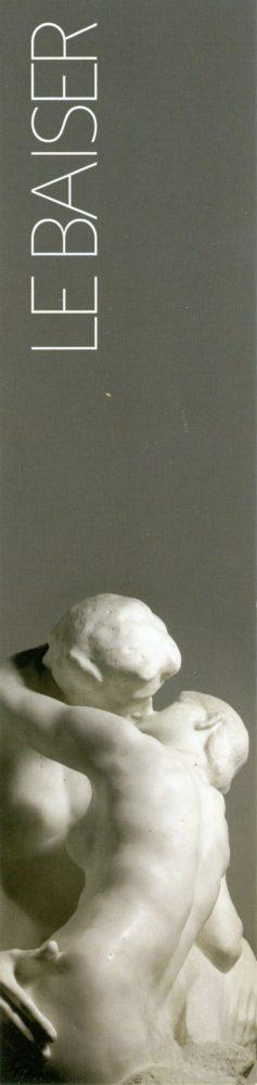 Bookmark Le Baiser (Poljubac) – Auguste Rodin