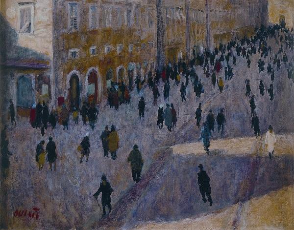 Izložba djela Ive Dulčića u dubrovačkoj Galeriji umjetnosti od 11. veljače do 17. travnja 2016.