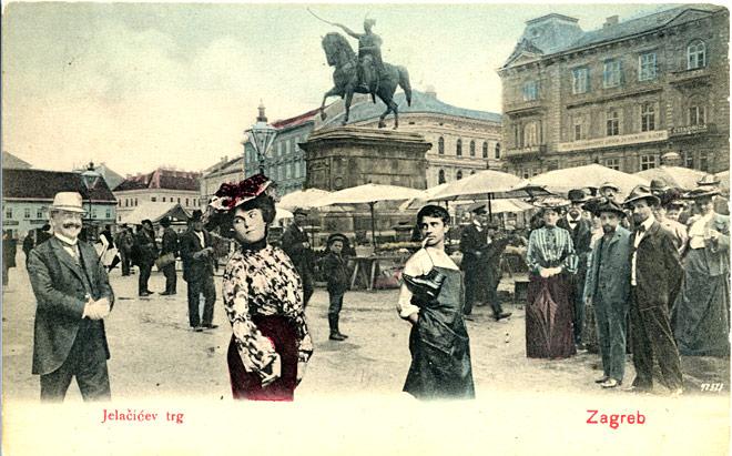 Pozdrav iz Zagreba!