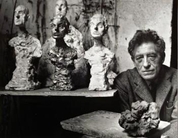 """ALBERTO GIACOMETTI: skulpture, crteži, litografije """"Portreti sadašnjosti"""""""