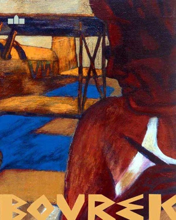 Katalog: Zlatko Bourek: Mostovi i čiklovi na Dravi