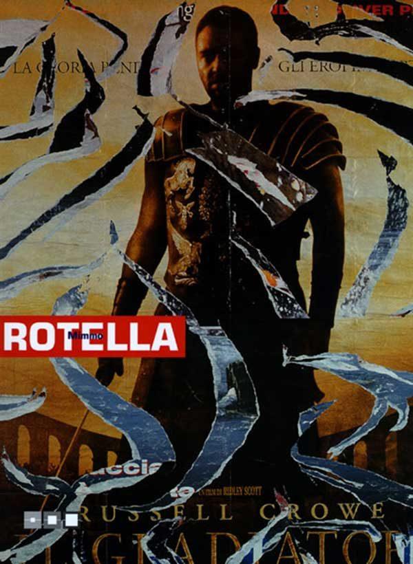 Katalog: Mimmo Rotella u Zagrebu