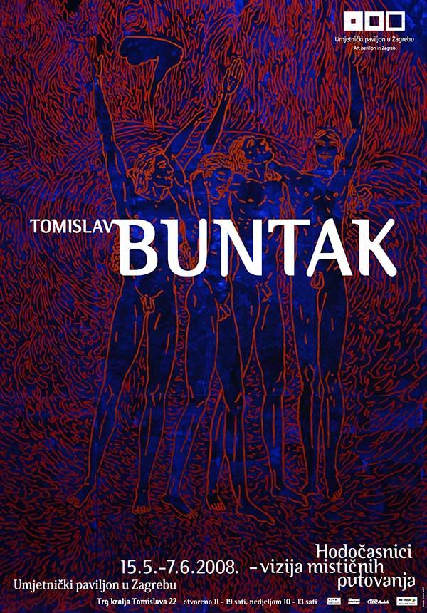 Tomislav Buntak : Hodočasnici – vizija mističnih putovanja