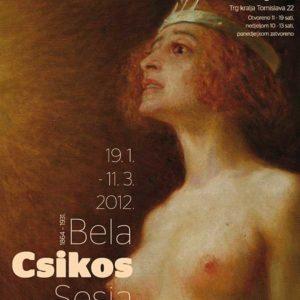 Bela Csikos Sesia : Za Psihom, sliko!