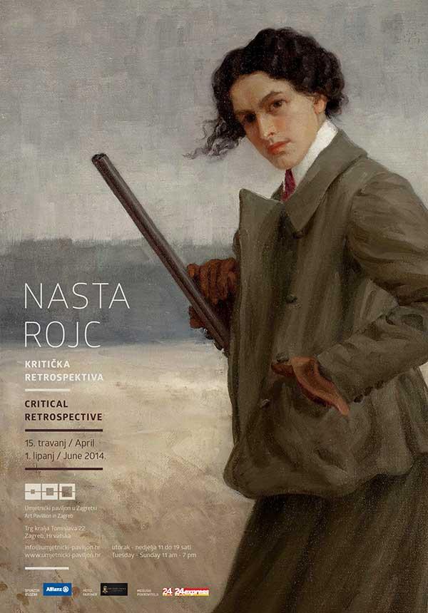 Nasta Rojc : kritička retrospektiva