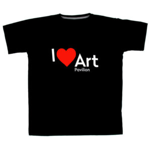 T-shirt I Love Art Pavilion (male)