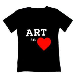 Majica Art in Heart ( ženska )