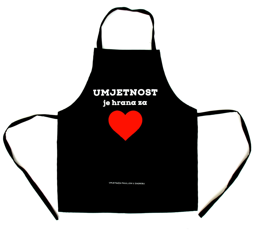 Apron Art is Food for Heart