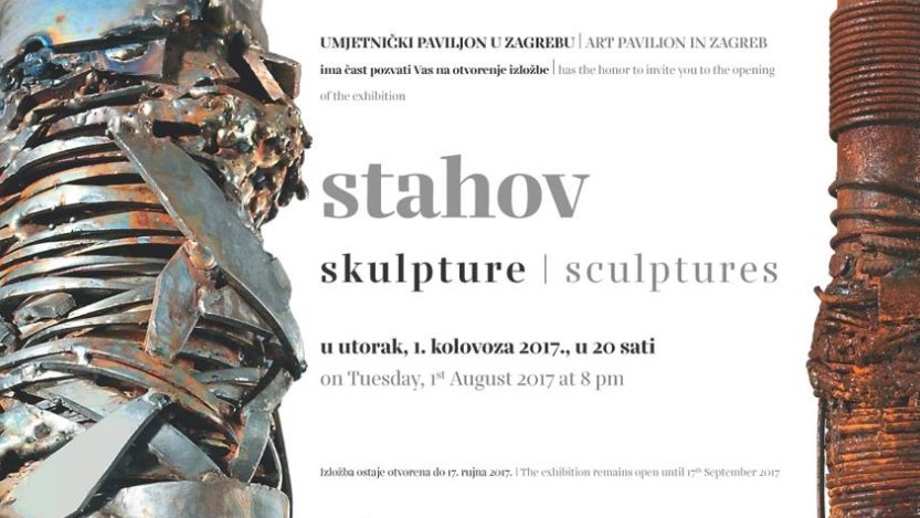 STAHOV: Skulpture