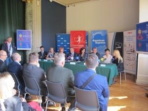 Konferencija za novinare povodom izložbe Joana Miróa, 29. rujna 2014.
