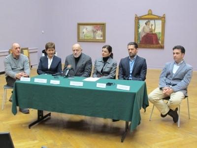 Otvorenje kritičke retrospektive Naste Rojc u Umjetničkoj galeriji Dubrovnik