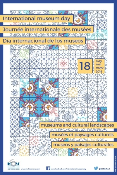 Međunarodni dan muzeja, 18. svibnja 2016.