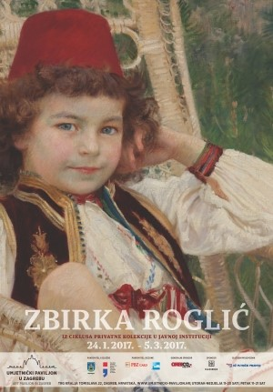 """Posljednji tjedan izložbe """"Zbirka Roglić"""" – darivanje prvih 20 posjetitelja od 1. do 5. ožujka 2017."""
