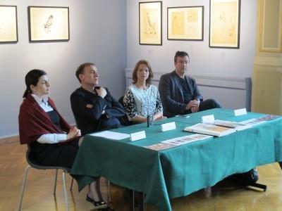 Promocija izložbe fotografija Sebastiaa Salgada u Galeriji Jakopič Gradskog muzeja Ljubljana