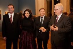 Otvorenje izložbe Likovna baština obitelji Pejačević
