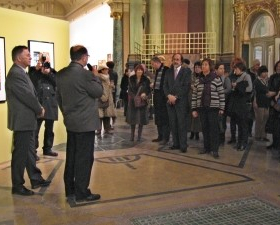 Dan Umjetničkog paviljona, 15. prosinca 2010.