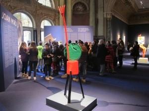 Organizirani posjet djece iz poplavljenih područja Slavonije na izložbu Joana Miróa