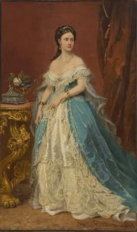 Alessandro_Ossani_ Aurora_(Lolly)_barunica_Vanderlinden_d'Hoogvorst,_1868__GLUO_web